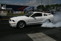 2015 Nmra Mustangs Burnout White Side