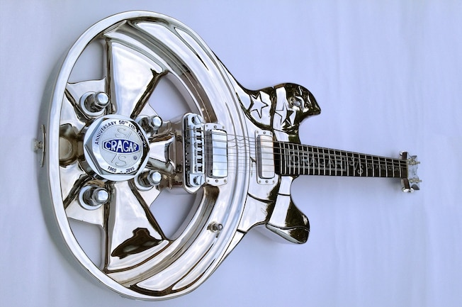 Cragar Guitar