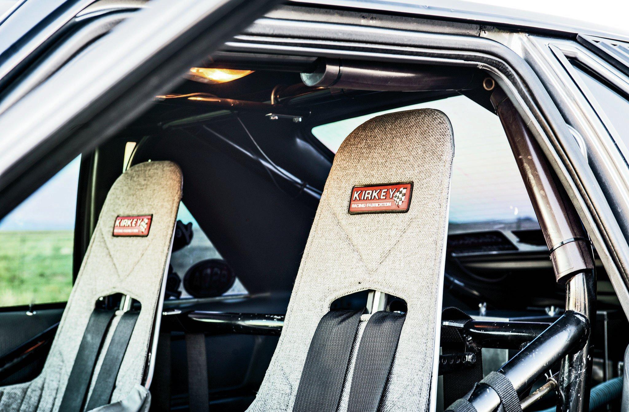 1986 Ford Mustang Gt Kirkey Seats