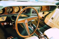 1969 Mercury Cougar Interior