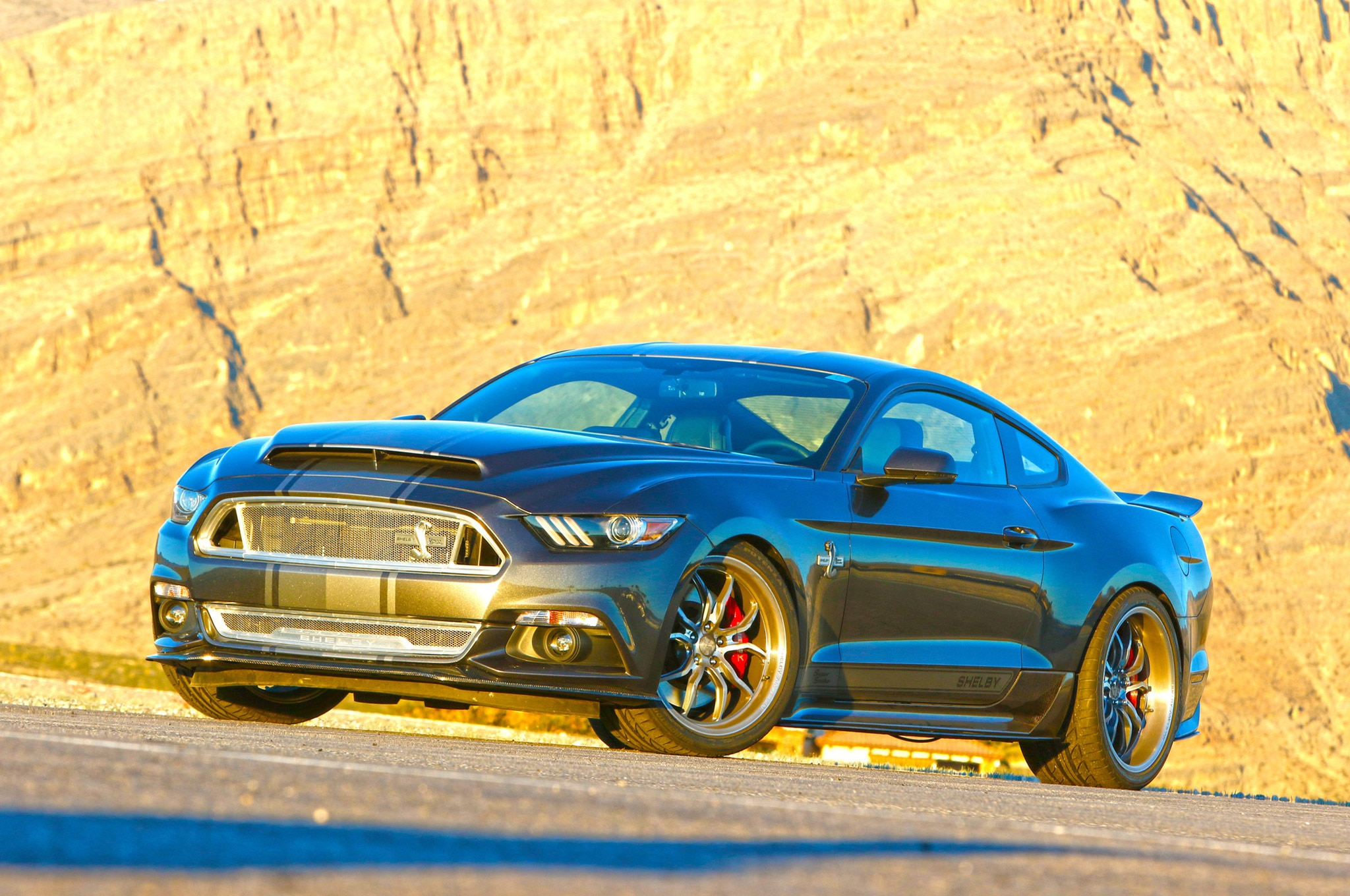 Aaron Carroll Shelby Mustang History 12