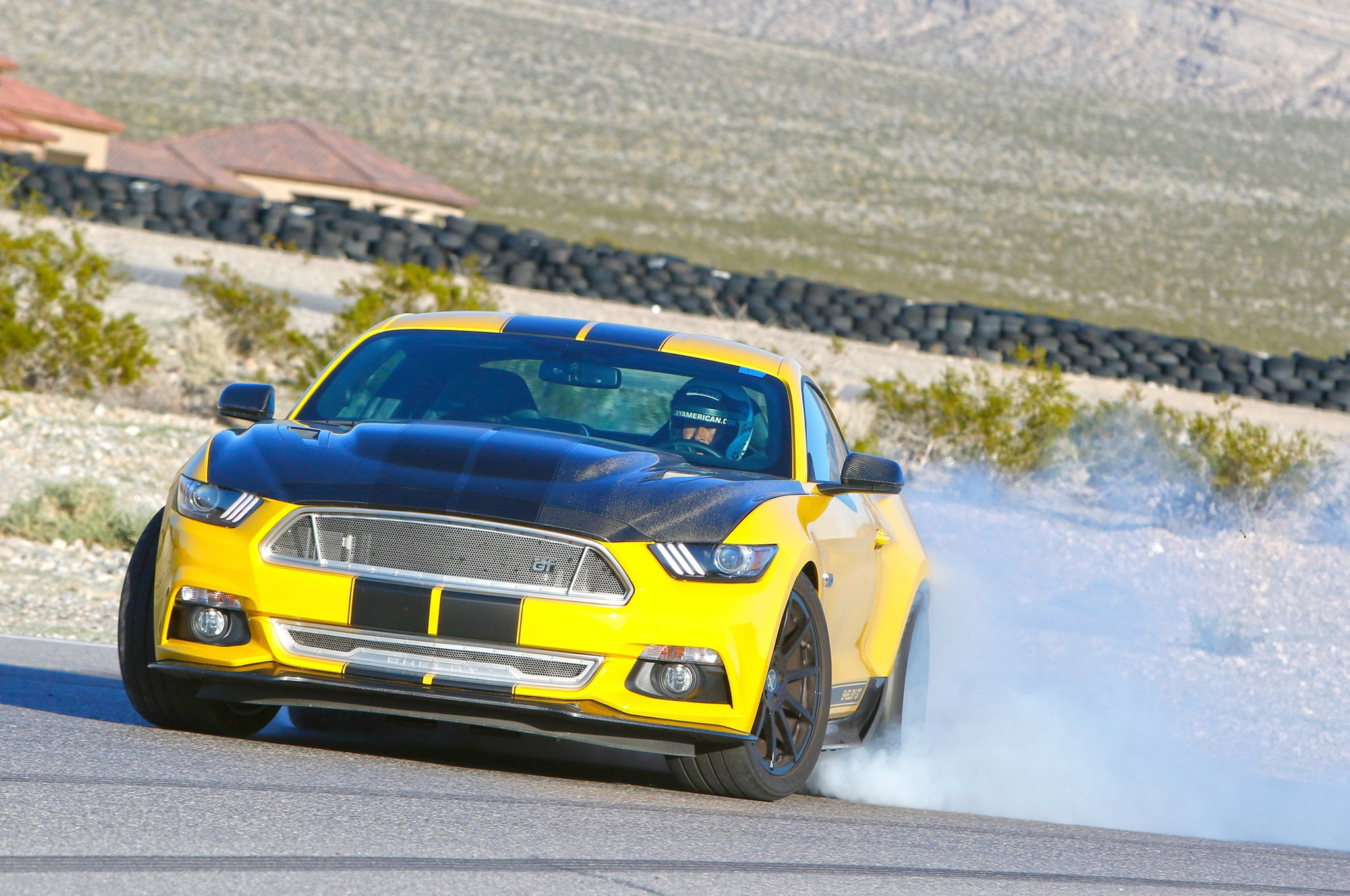 Aaron Carroll Shelby Mustang History 11