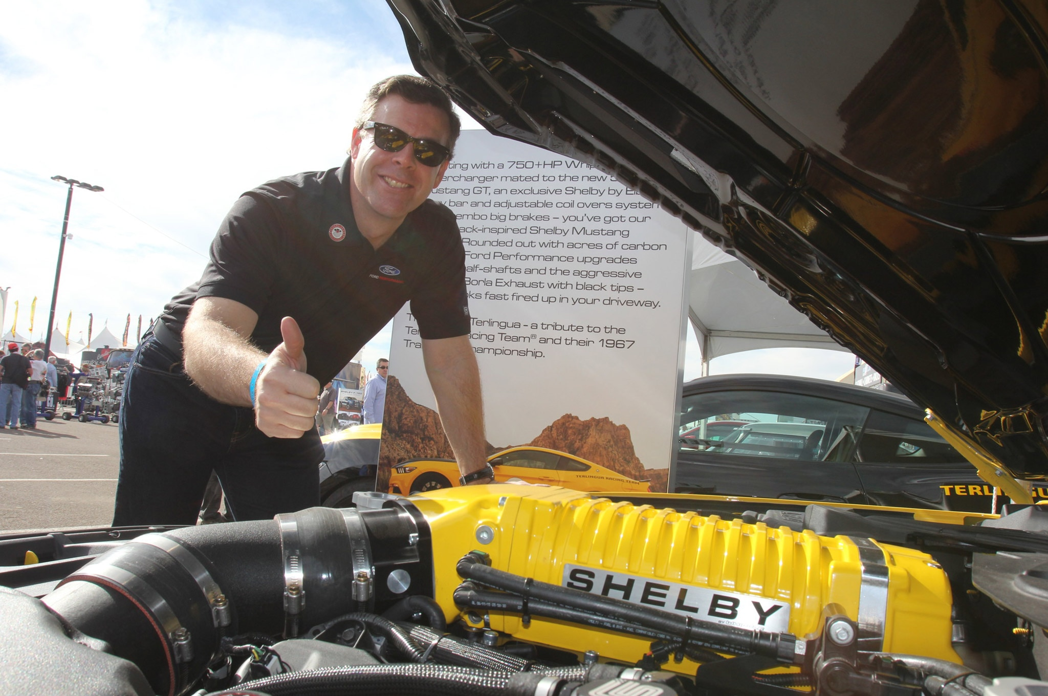 Aaron Carroll Shelby Mustang History 10