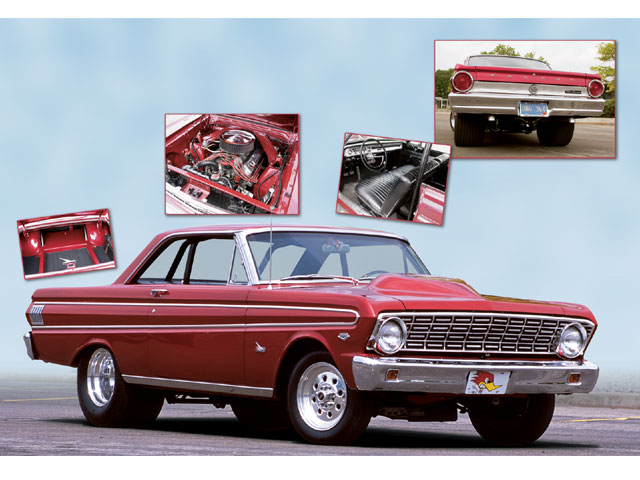 1964 Falcon Futura All Angles