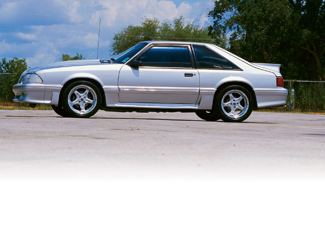 M5lp 0407 01 Z 1990 Ford Mustang Gt Side View Jpg