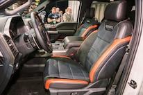 2017 Ford F 150 Raptor SuperCrew Seats 02