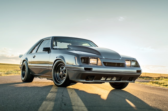 1986 Ford Mustang Gt Headlights