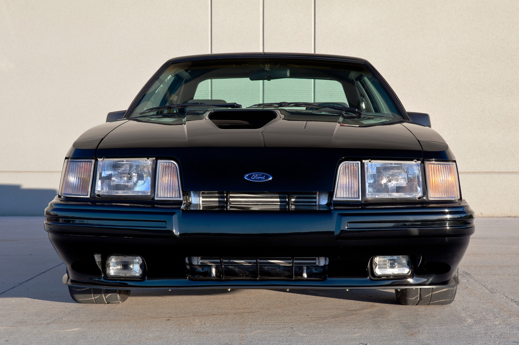 1986 Ford Mustang Svo 20