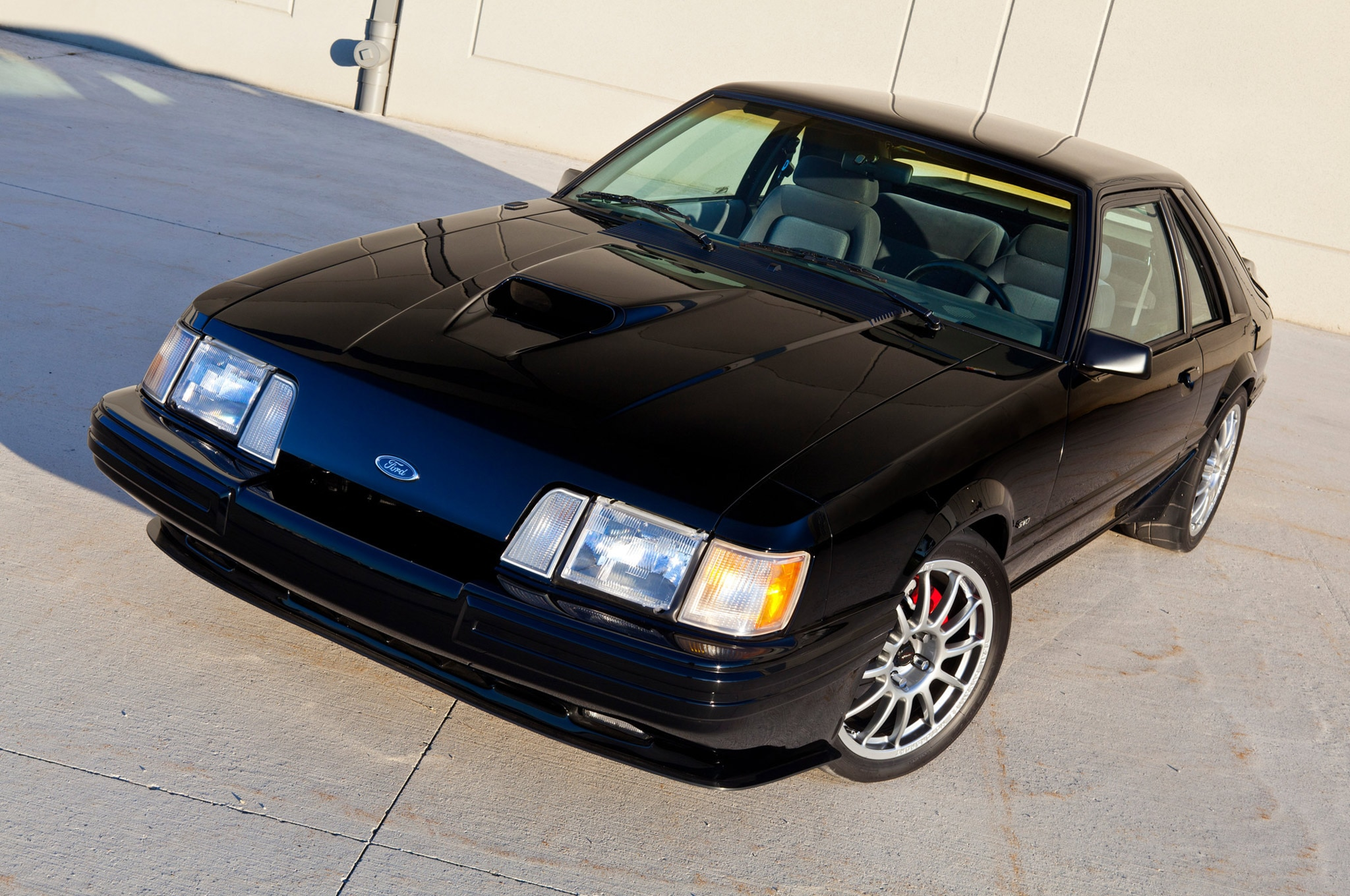 1986 Ford Mustang Svo 19
