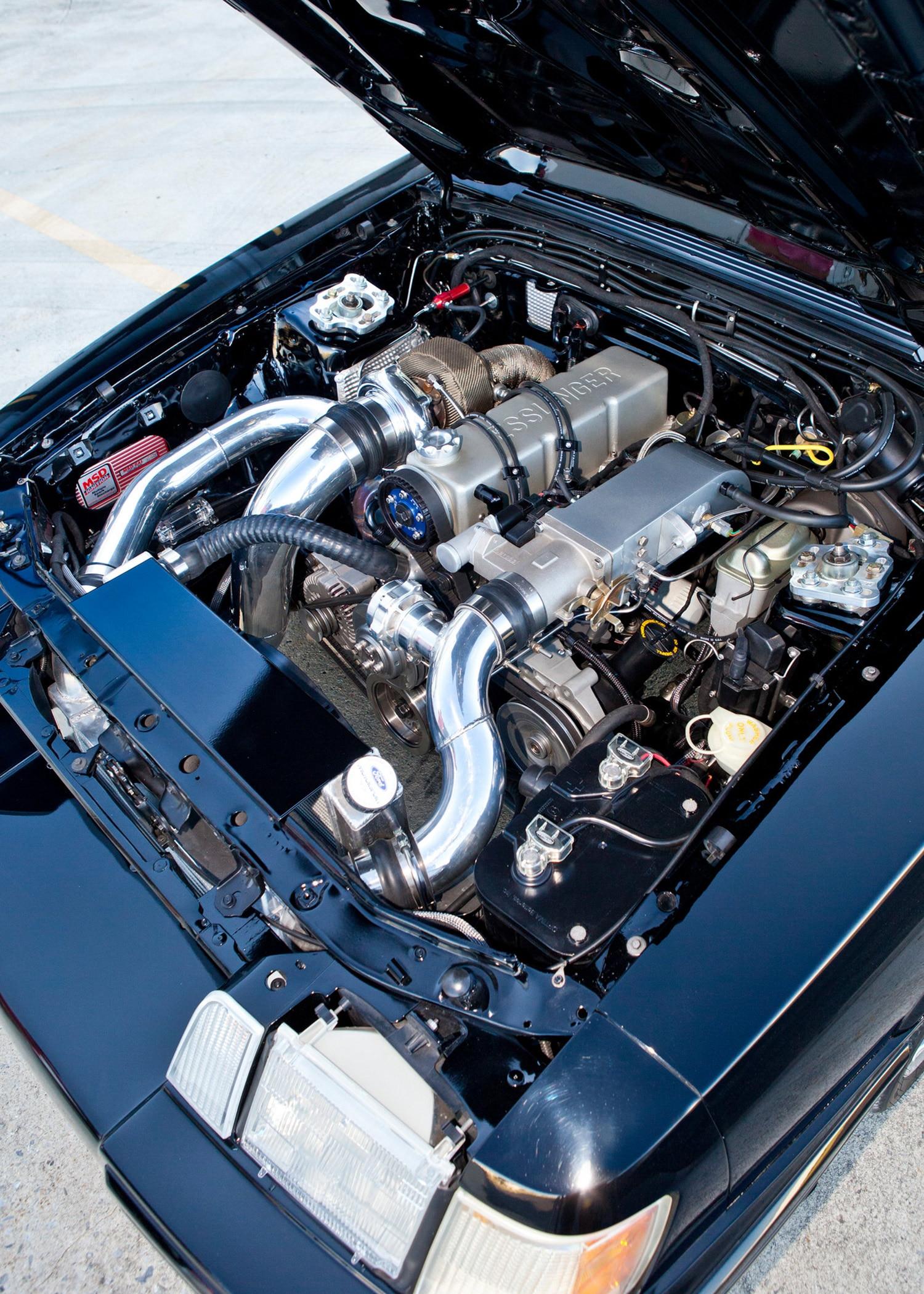 1986 Ford Mustang Svo 11