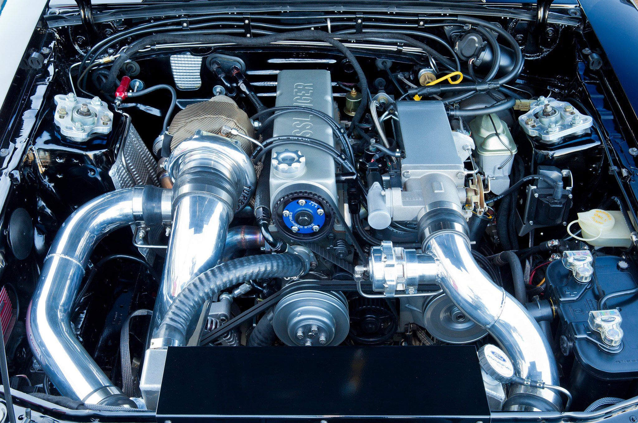 1986 Ford Mustang Svo 06
