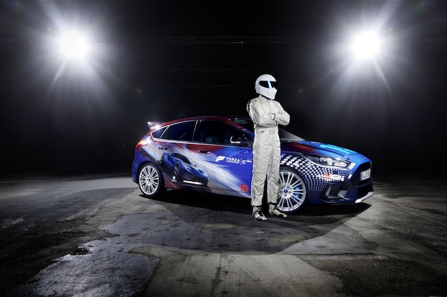 003 2016 Ford Focus RS Stig Forza