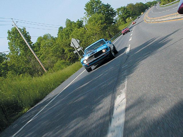 Mump 0409 04 Z Pony Trails Cedar Key Ford Mustang