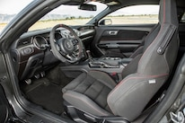 2016 Ford Shelby GT350R Mustang Front Interior Seats