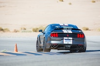2016 Ford Shelby GT350R Mustang Rear End In Motion 02