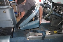 15 1967 Ford Mustang Seats
