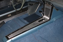 1967 Ford Mustang Fastback Console