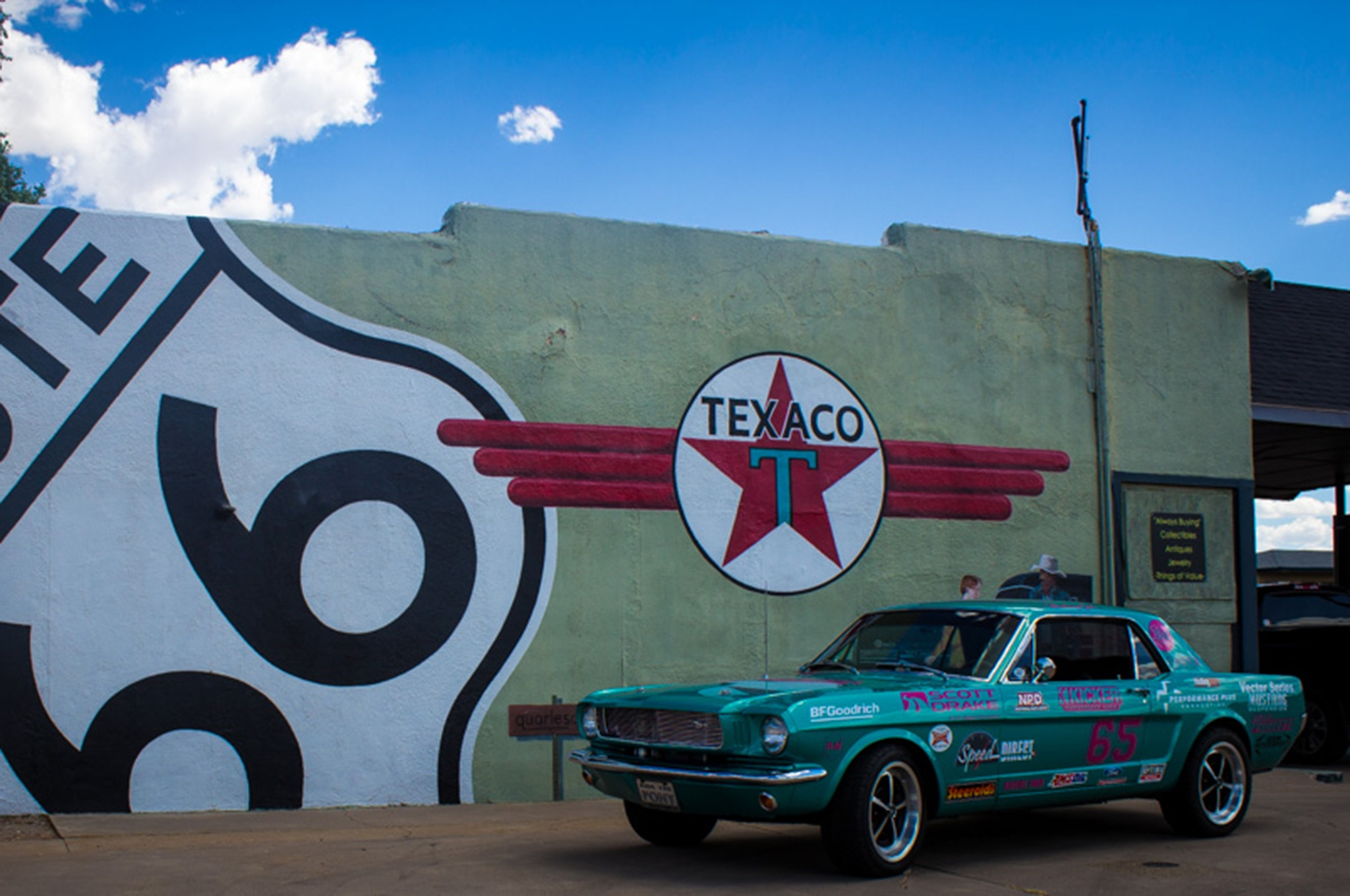 29 1965 Ford Mustang Route 66