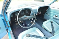 1969 Ford Mustang Interior