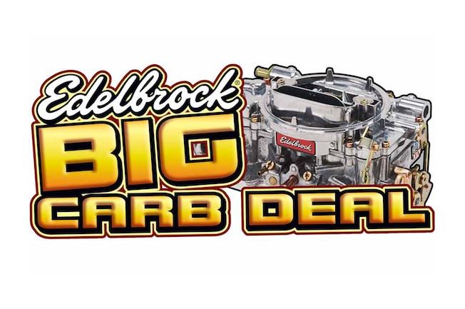 Edelbrock Big Carb Deal 01
