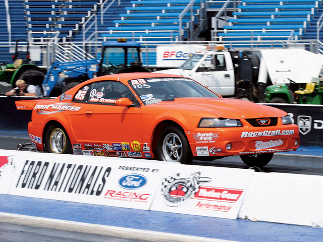 Car amp; Drag Image Edge Mustang Gallery - Nuclear Photo New Tangerine