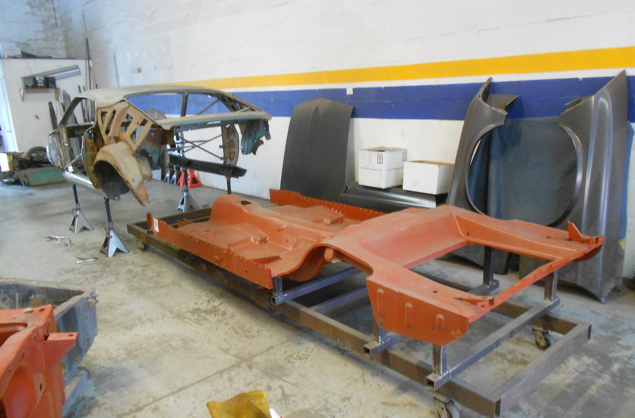 Chassis Jig Secure