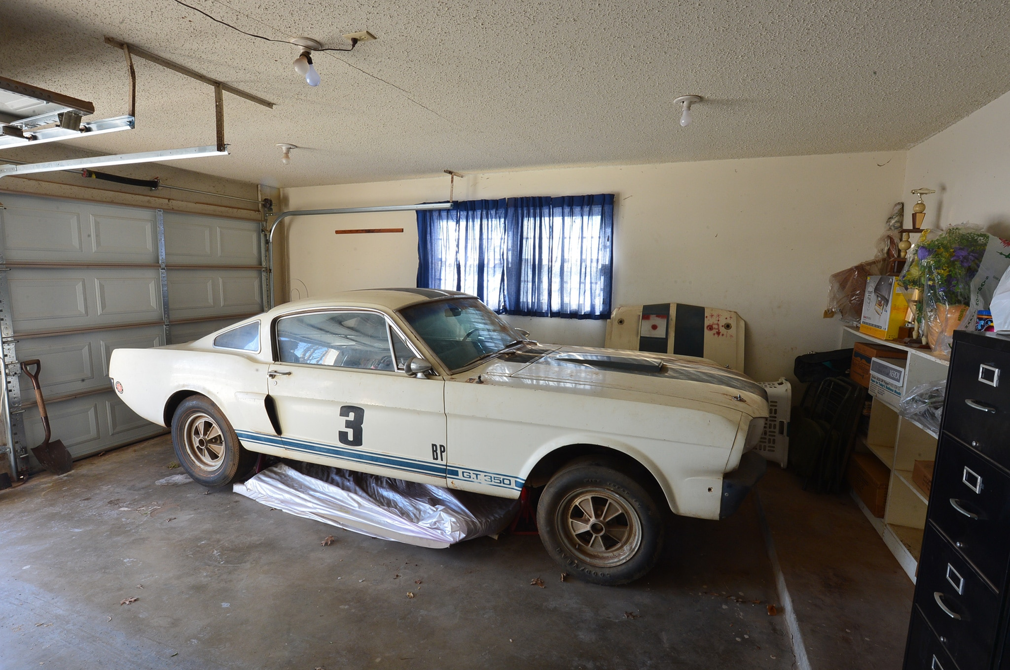 2 1966 Ford Mustang Shelby