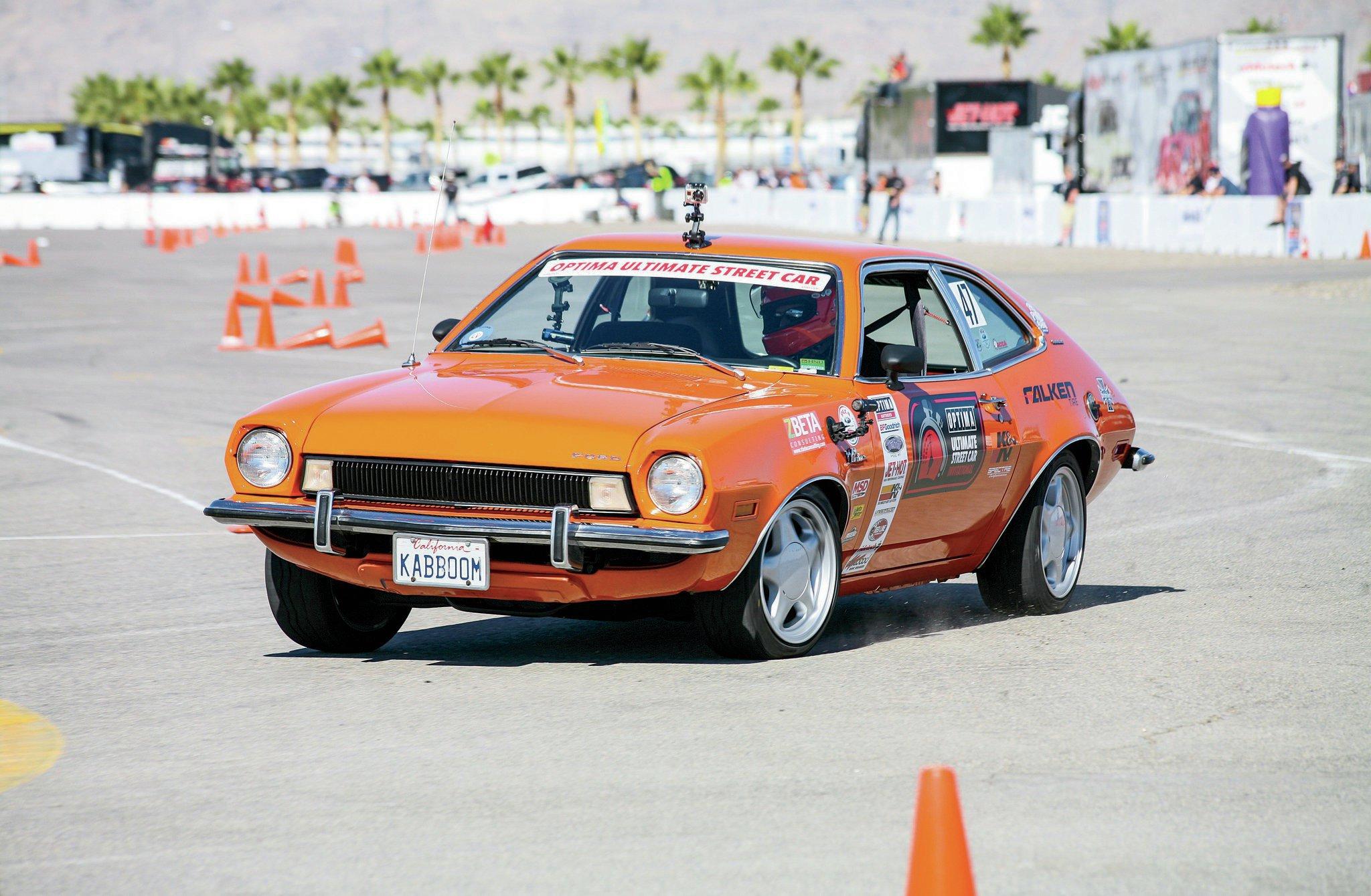 2014 Optima Ultimate Street Car Invitational Ousci 1974 Pinto