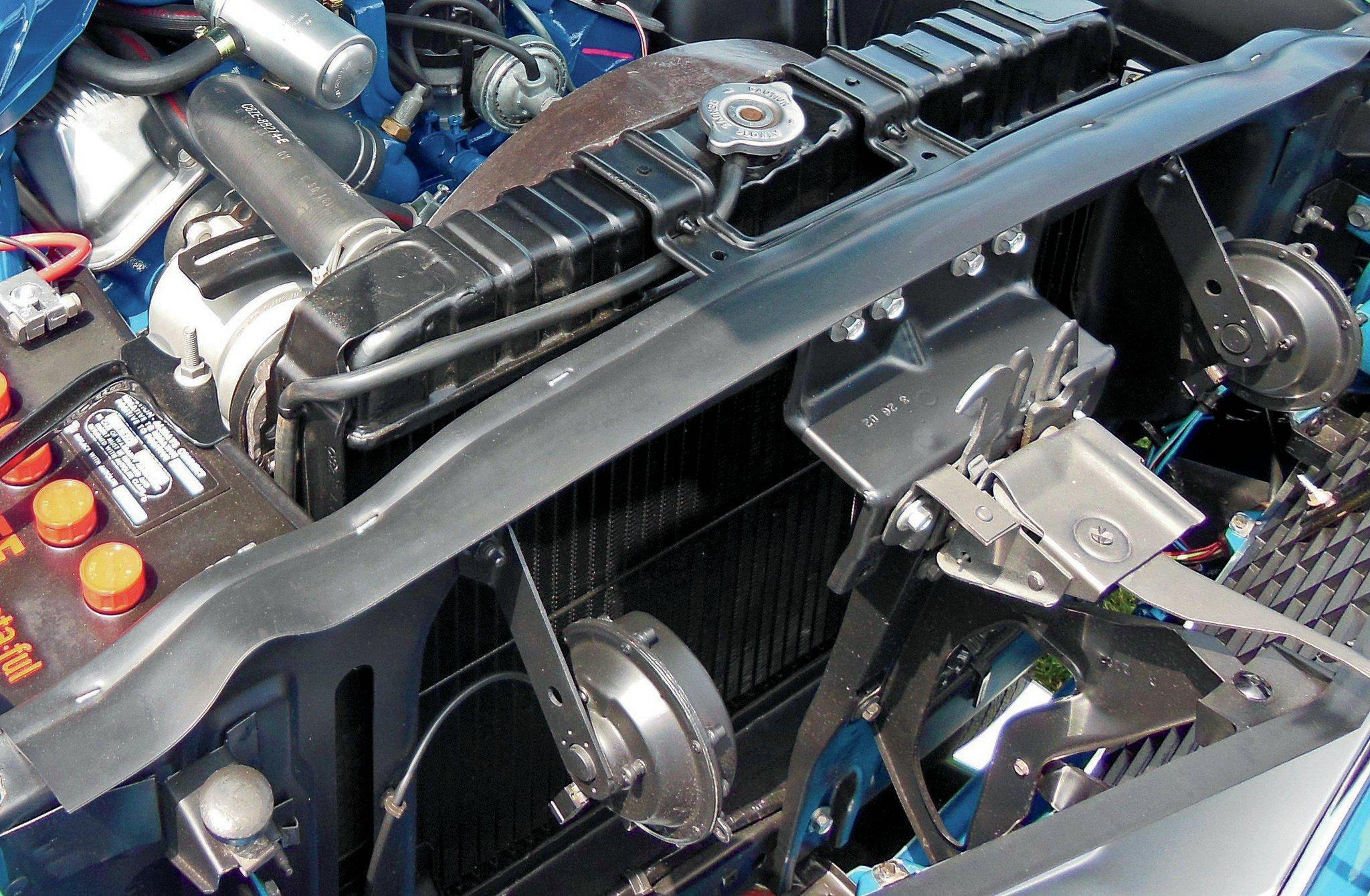 1970 Ford Mach 1 Wiring Diagram