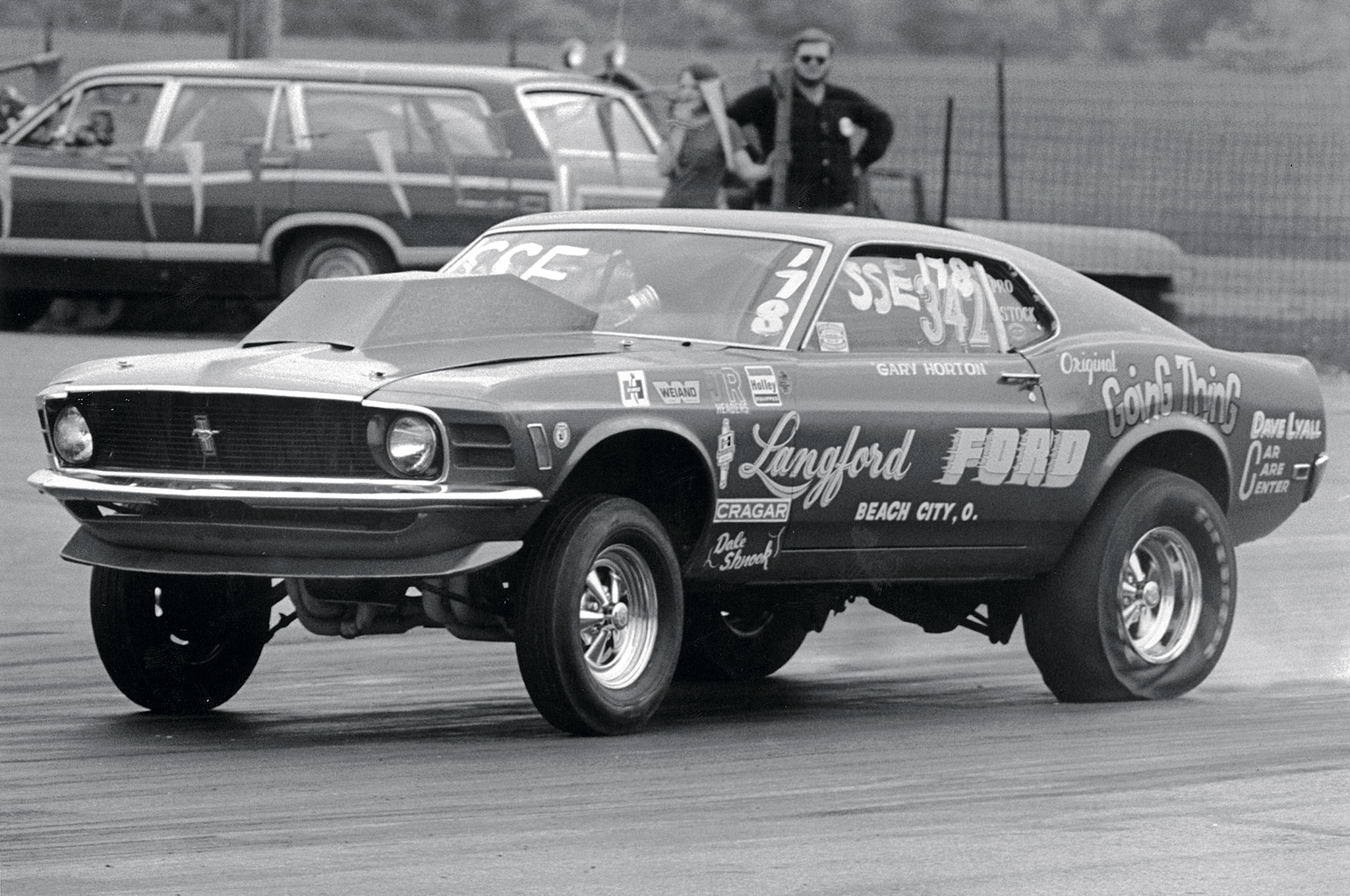 1969 Ford Mustang Kk 1213