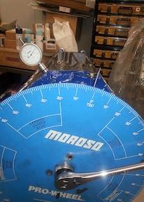 12 Moroso Pro Wheel