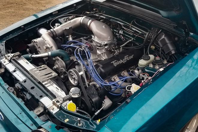 Holley's Super Sniper EFI System Streamlines Boosted Tuning