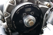 001 Griptec Pulley Vortech Installed Mustang
