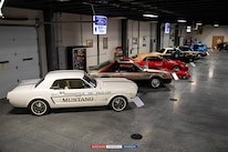 003 Mustang Owners Museum Interior 1