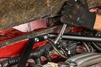 026 Mustang Steeda Suspension Strut Tower Hardware
