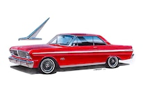 03 Design Factory Art 1965 Ford Falcon Sprint