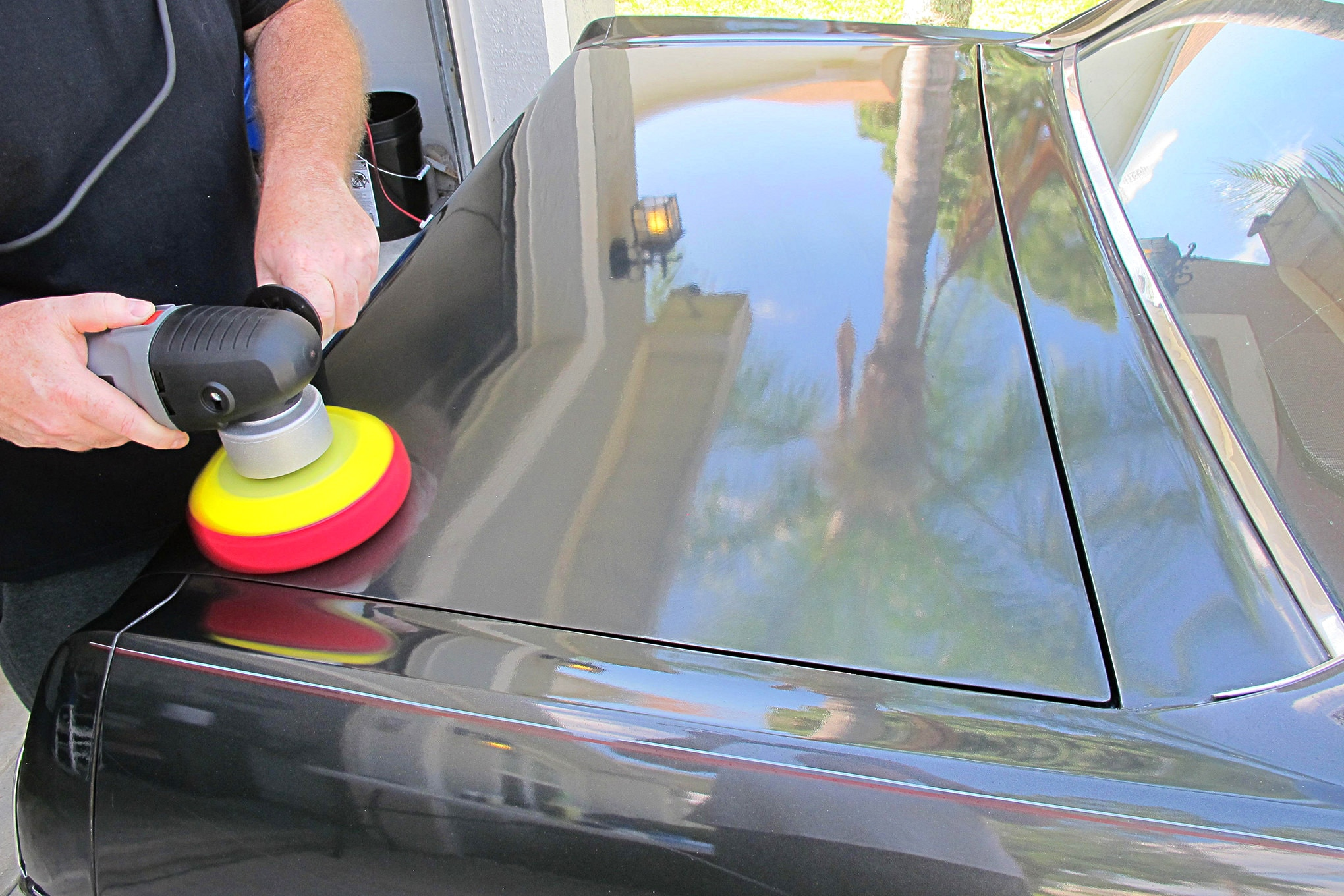 11 Chadwicks Triple Play Paint Correction System Buffing With Pad 3