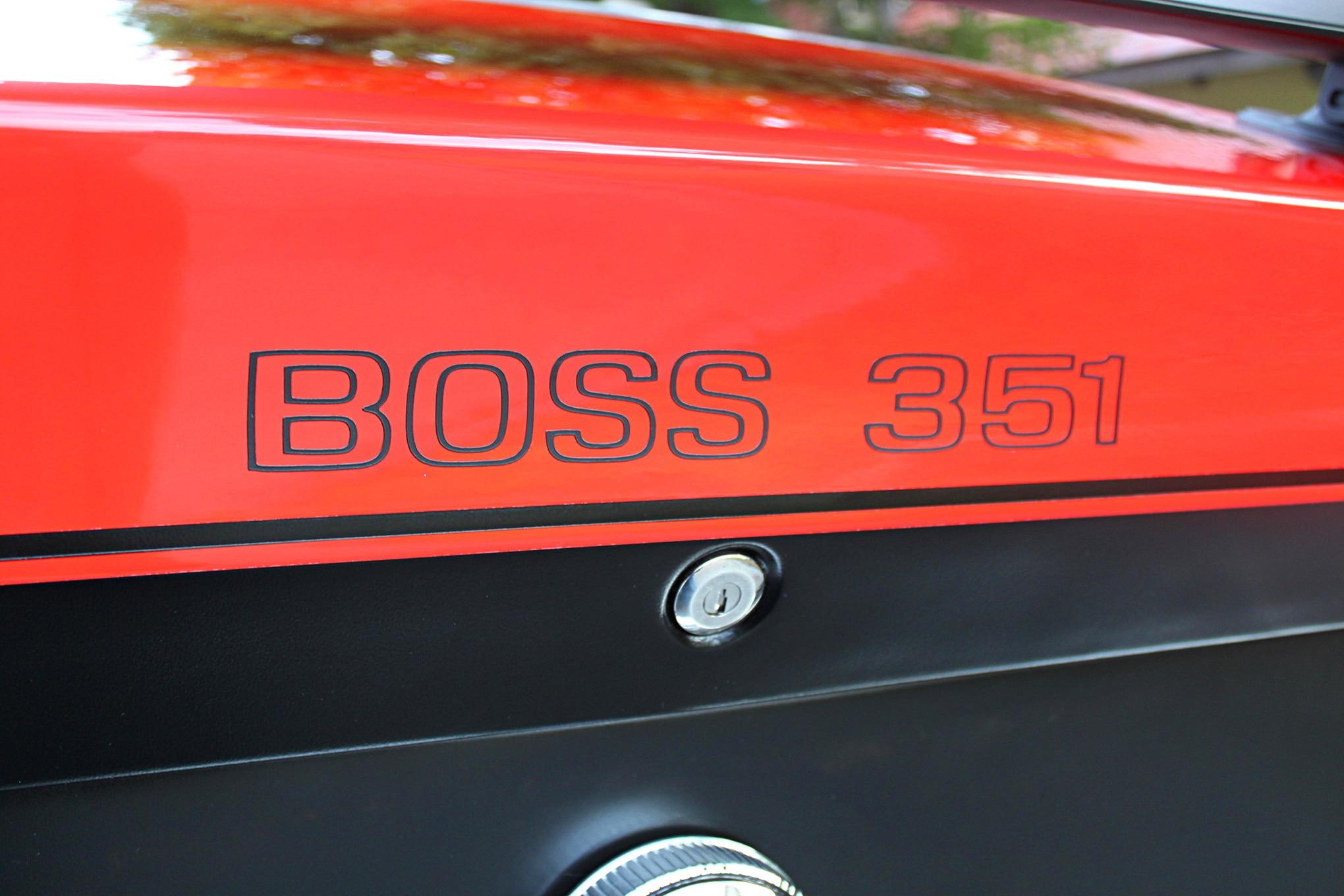 1971 Mustang Boss 351 06