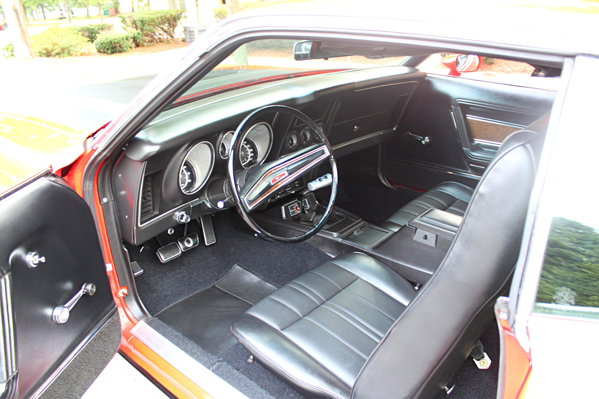 1971 Mustang Boss 351 07