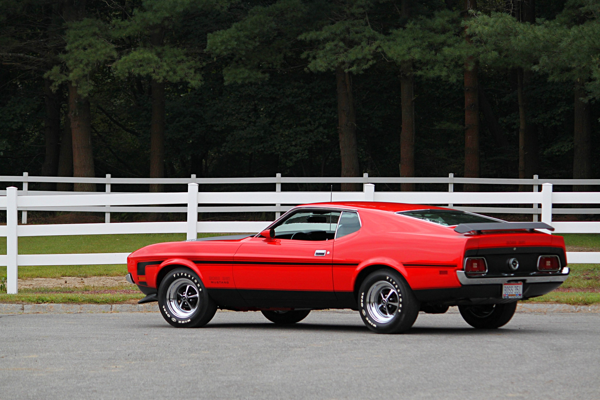 1971 Mustang Boss 351 09
