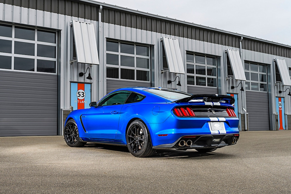 2019 Shelby GT350 Drive Gallery 0707