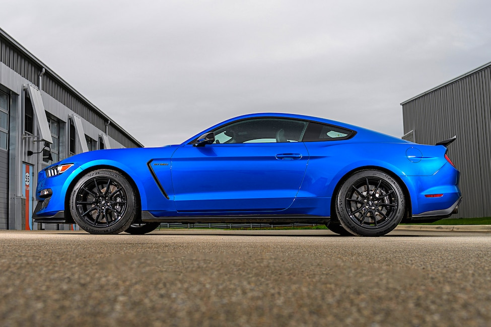 2019 Shelby GT350 Drive Gallery 0724