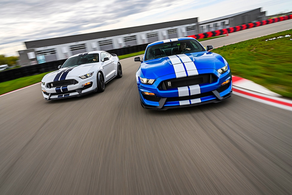2019 Shelby GT350 Drive Gallery 1445