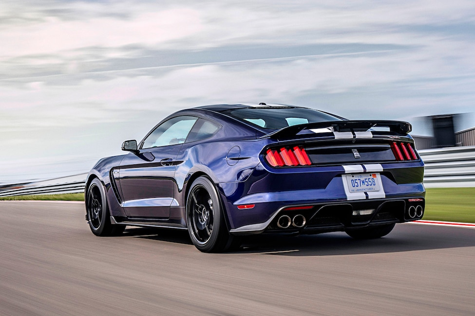 2019 Shelby GT350 Drive Gallery 16