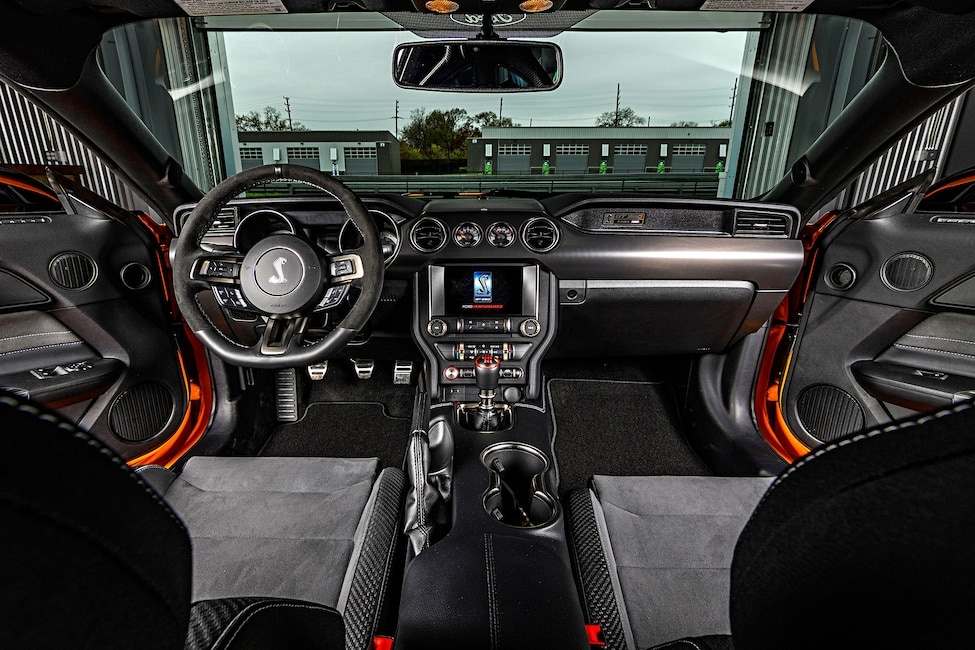 2019 Shelby GT350 Drive Gallery 27