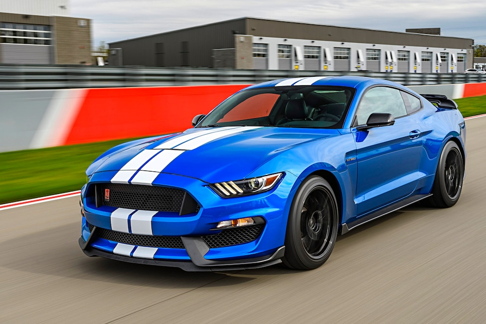 2019 Shelby GT350 Drive Gallery 2748