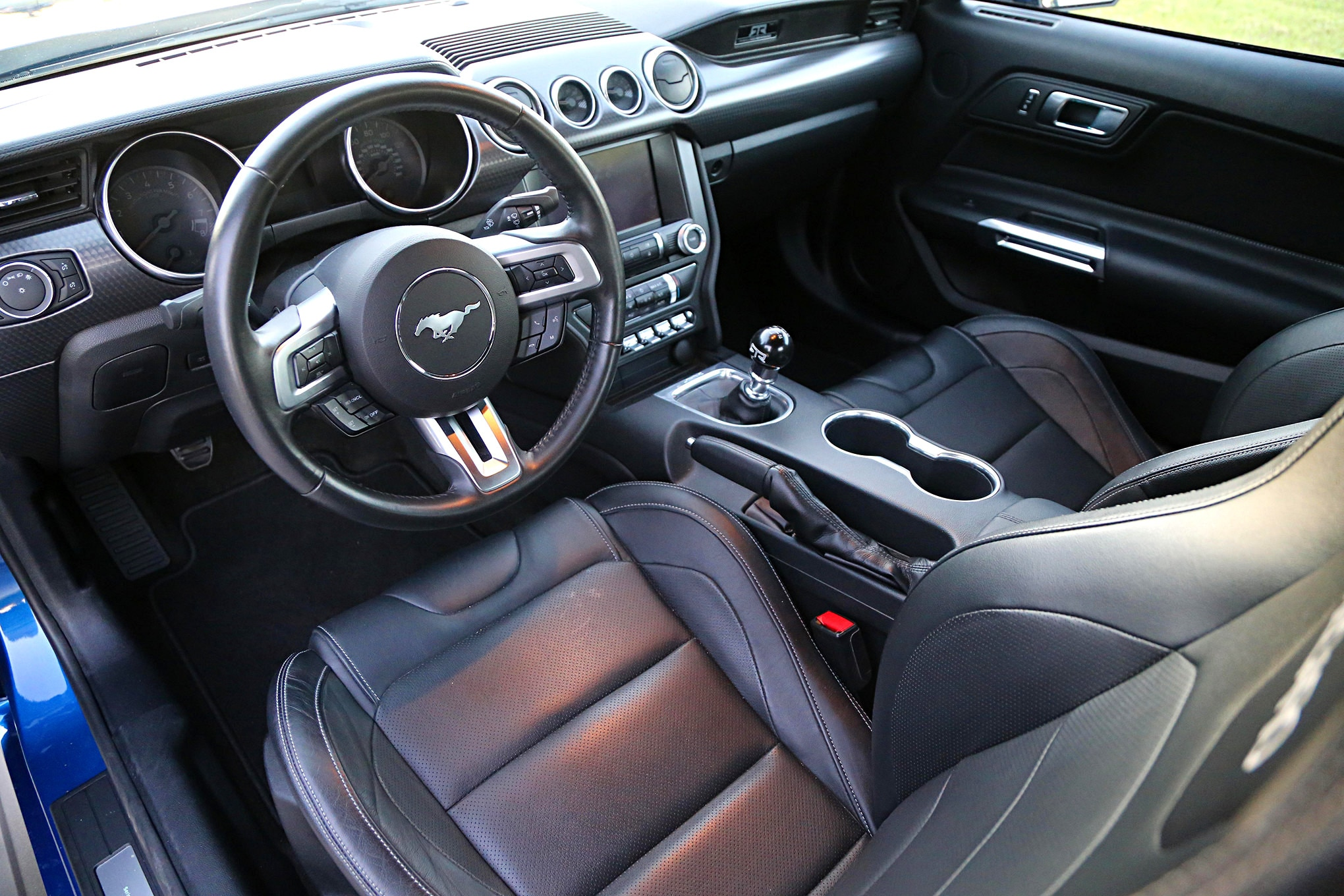 4 Series 1 Mustang RTR Drive