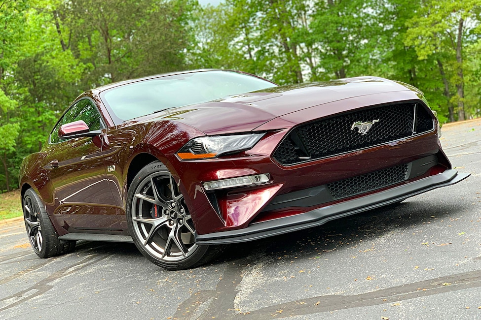 8 2018 Mustang PPL2 Drive Gallery