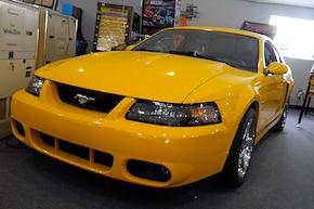Fierce Ford Friday: 2004 Cobra