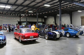 7th Annual Carroll Shelby Tribute Car Show